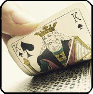 המאמר הלקוח הוא המלך - חלק א - יד מרימה קלף מלך תלתן